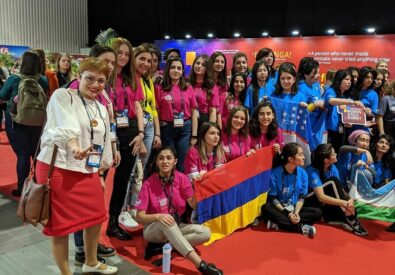 Girls in Tech Armenia